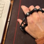 The Tap Strap 2 turns your hand into a keyboard and mouse