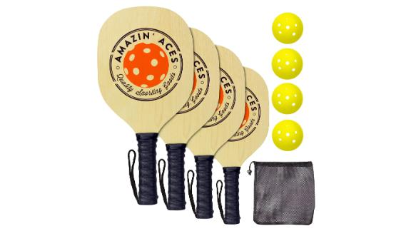 Amazin' Aces Pickleball Set