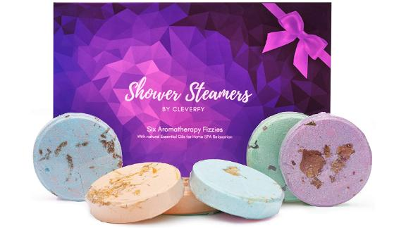 Cleverfy Shower Bombs With Essential Oils