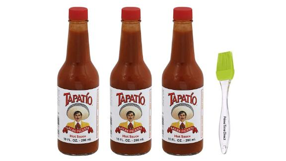 Tapatio Salsa Picante Hot Sauce, 3-Pack