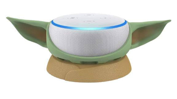 The Mandalorian: The Child, Stand for Amazon Echo Dot