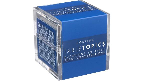 TableTopics Couples: Questions to Start Great Conversations