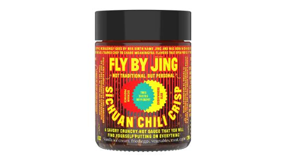 Fly By Jing Sichuan Chili Crisp