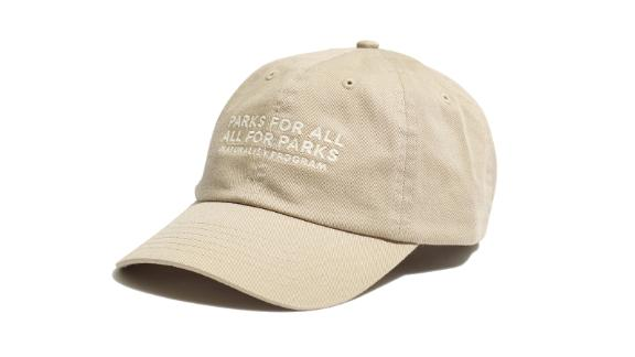 Madewell x Parks Project Naturalist Program Embroidered Baseball Cap