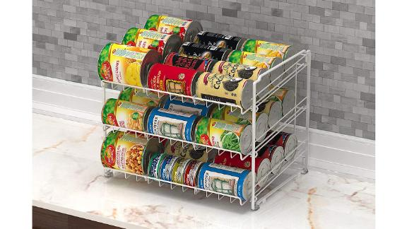 Simple Houseware Stackable Can Rack