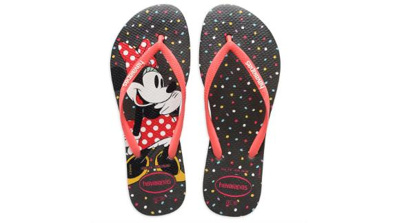 Minnie Mouse Flip Flops for Adults by Havaianas