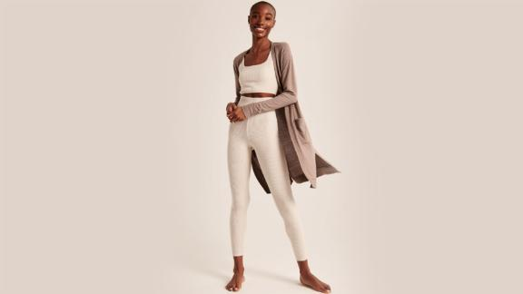 Abercrombie & Fitch Cozy Duster Cardigan