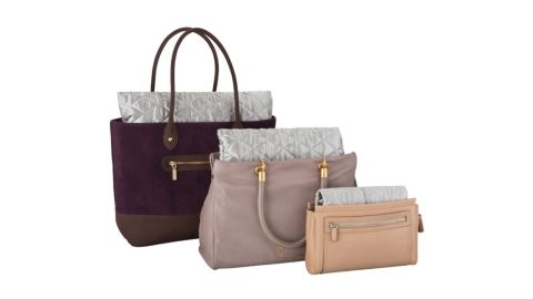 Innies Quilted Purse Shapers
