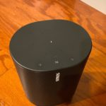 This is the Sonos that can go anywhere, but I love using it in the house